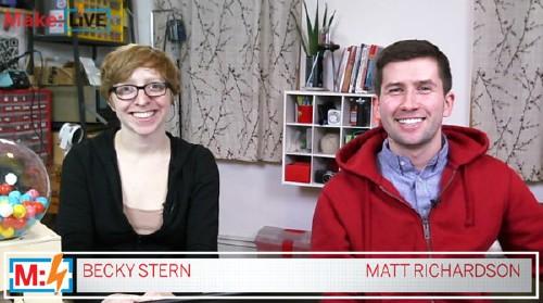 Becky and Matt