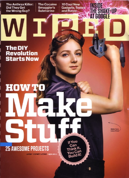 April 2011 Wired Cover