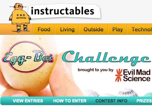 eggbot challenge