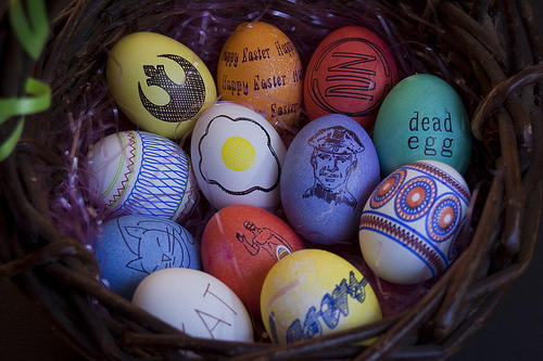 Raster Eggs!