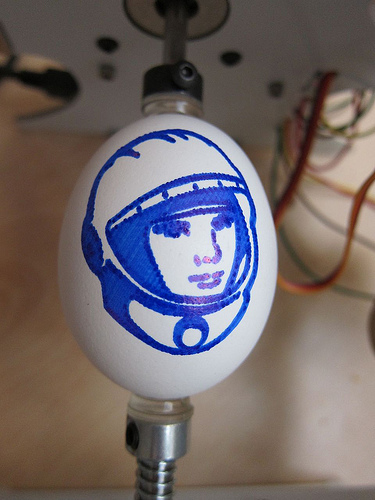 Filled in Yuri Egg