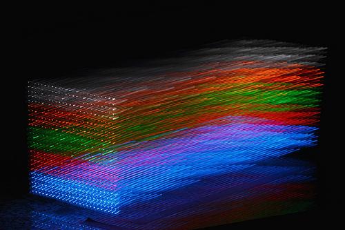Trazo de Colores / Colors Track