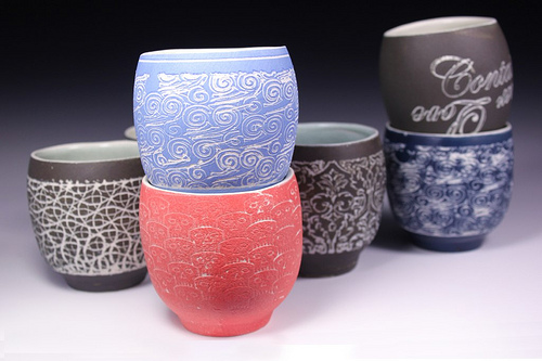Eggbot Cups