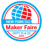 Maker Faire New York 2013 Logo