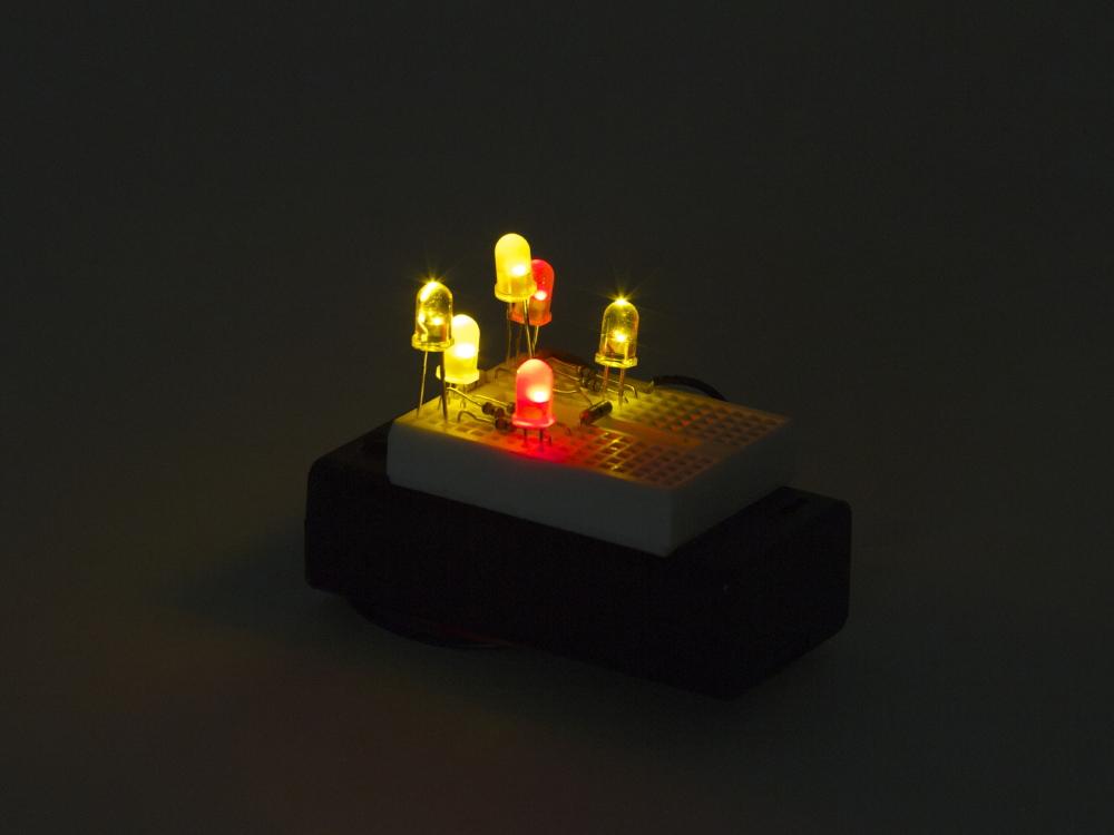 Solderless Flickery Flame | Evil Mad Scientist Laboratories