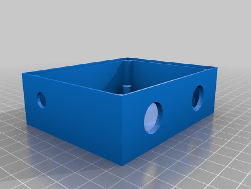 Render of box design for Art Controller