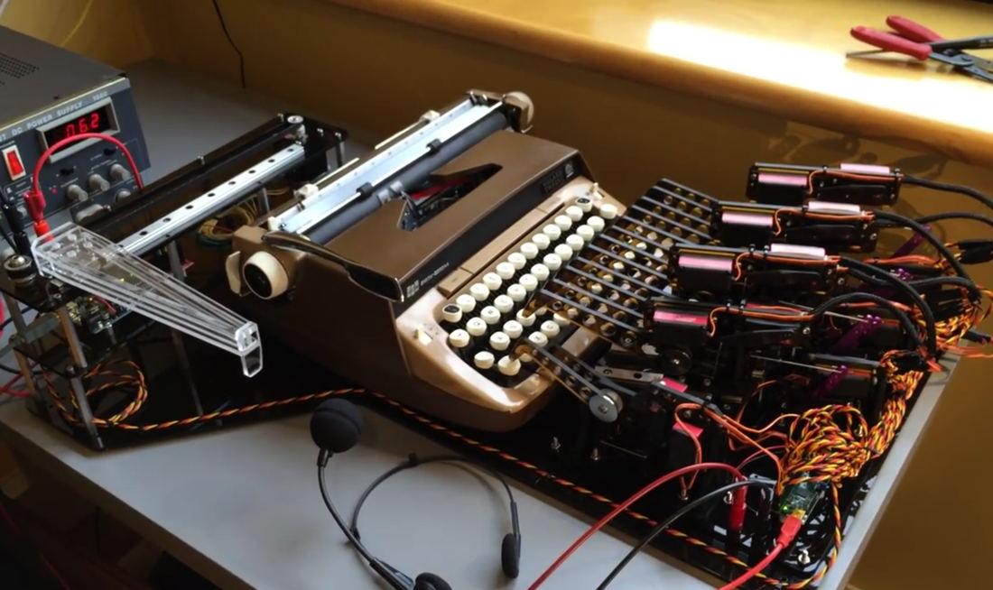 dictation machine