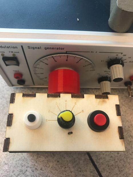 Signal Generator Instrument