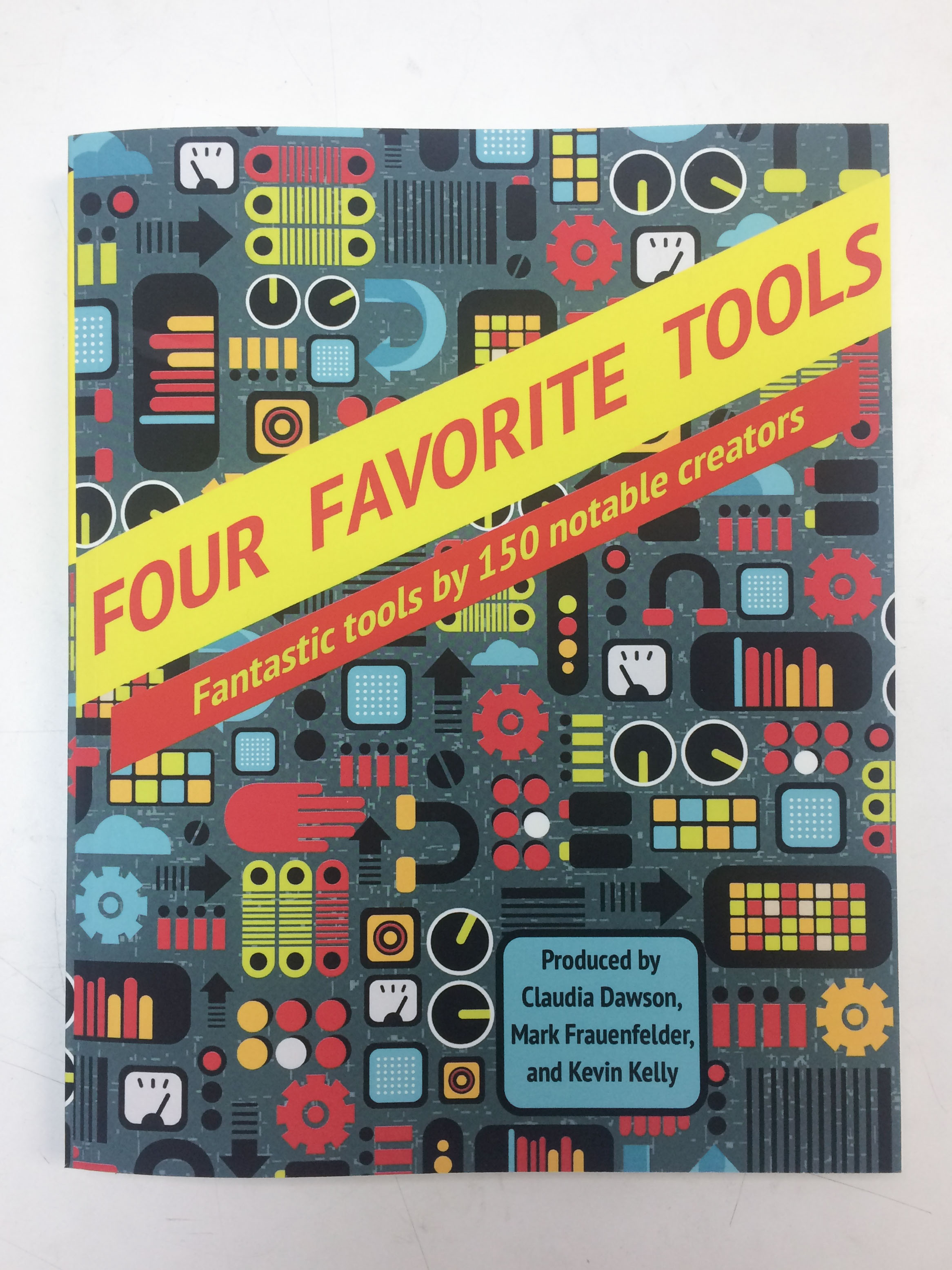 Cover of Four Favorite Tools