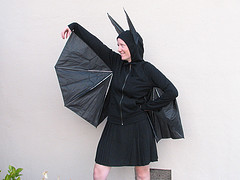 Bat costume - 01