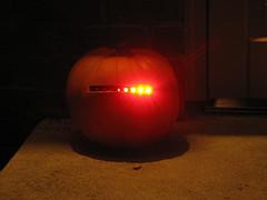 Larson Scanner Pumpkin