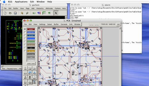 Laying out printed circuit boards with open-source tools | Evil Mad ...